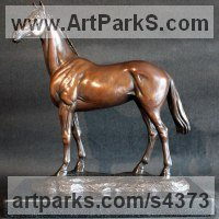Random image from Horse and Rider / Jockey Sculpture / Equestrian Sculptures