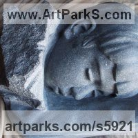 Random image from Restful Sleeping Dozing Day Dreaming sculpture statue