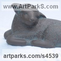 Random image from Sheep, Goats Ewes, Rams, Tups, Lambs, Wether, Sculptures or Statues