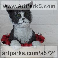 Random image from Cats Sculpture