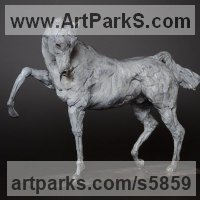 Random image from Horses Small, for Indoors and Inside Display Statues statuettes Sculptures figurines commissions commemoratives