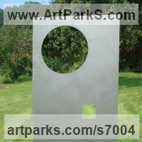 Random image from Geometric Sculpture Statues statuary statuettes. Usually Abstract Contemporary Modern work