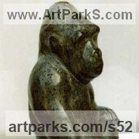 Random image from Primate / Apes Sculptures