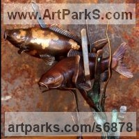 Random image from Fish sculpture in general
