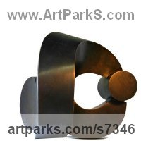 Random image from Tubular Abstract Contemporary Post Modern Steel or Aluminium / Statues or Sculpture