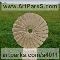 Random image from Round Disk, Dish, Flat Circular Ring Shaped Sculptures / Statues statuette statuary