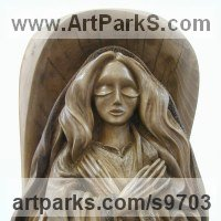 Random image from Madonna and Child Mary and Jesus Sculptures Statues carvings statuettes