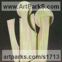 Random image from Abstract Contemporary or Modern Outdoor Outside Exterior Garden / Yard Sculptures Statues statuary