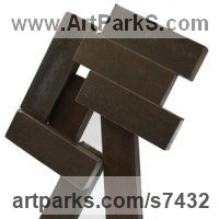 Random image from Square Rectangular Cube shaped Abstract sculpture statue