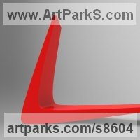 Random image from Abstract Contemporary or Modern Large Public Art sculpture Statues statuary