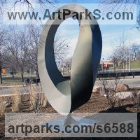 Random image from Monumental Contemporary Abstract Modern Sculptures