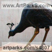 Random image from Big Large Birds Sculptures Statues