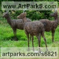 Random image from Deer Sculptures