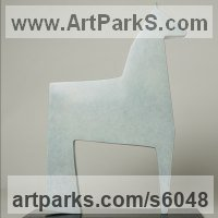 Random image from Minimalist Understated Abstract Contemporary Sculpture statuary statuettes