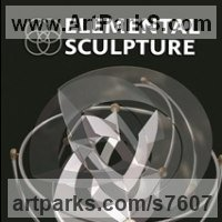 Books by sculptor artist Todor Todorov titled: 'Elemental sculpture Book on abstract Modern and Contemporary sculpture'
