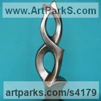 Random image from Indoor Inside Interior Abstract Contemporary Modern Sculpture / statue / statuette / figurine