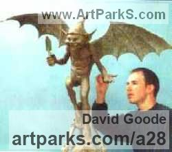 Sculptor David Goode MRBS, SPS