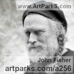 Sculptor John Fisher