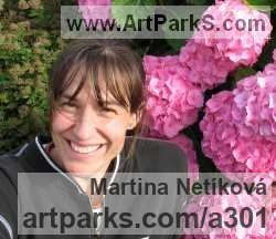 Sculptor Martina Net�kov� Sculptor and woodcarver