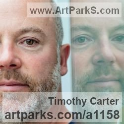 Sculptor Timothy Carter BA Hons Public Art, PGCE Art & Design Education