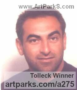 Sculptor Tolleck Winner ARBS