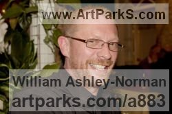 Sculptor William Ashley-Norman