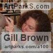 Profile image of Gill Brown