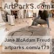 Profile image of Jane McAdam Freud