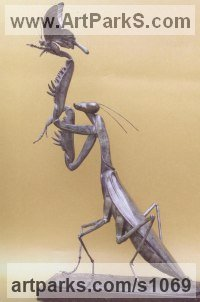 Random image from African Animal and Wildlife Sculptures