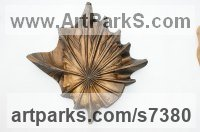 Lime tree Carved Wood sculpture by sculptor Dana Nachlinger titled: 'STAR (female Face sculpture Carved Wood Contemporary Plaques)'