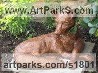 Random image from Dogs Wild, Foxes, Wolves, Sculptures / Statues