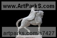 Shown in Plaster to be cast in Bronze Horses Heavy / Working Shire, Plough, Dray, Barge, Horses Sculptures Statues statuettes commissions memorials sculpture by Matt Withington titled: 'Abyss 1914 (War Memorial Soldier on Horseback statue statuette Maquett)'