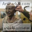Bronze Portrait Sculptures / Commission or Bespoke or Customised sculpture by sculptor Felix Velez titled: 'Pilgrim of Peace (Bronze life size Mahatma Gandhi statue)' - Artwork View 3