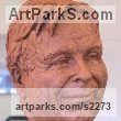 Bronze Portrait Sculptures / Commission or Bespoke or Customised sculpture by sculptor Luke Shepherd titled: 'Christopher Biggins (bronze Lifelike Portrait Bust Commission statues)'