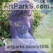 Copper mesh Sculptures of females by Nikki Taylor titled: 'Connie (Metal Chicken Wire Mesh nude garden Yard statues sculptures)'
